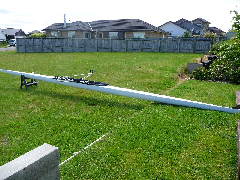 Single scull for sale : RowingNZ